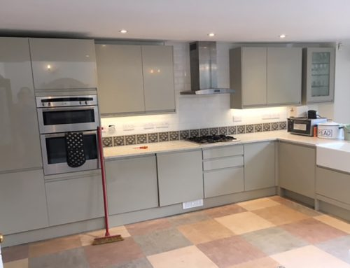 Crystal Palace  new kitchen