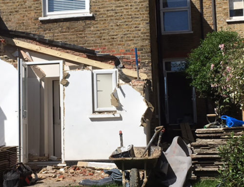 Sydenham Kitchen extension SE26 | – in progress