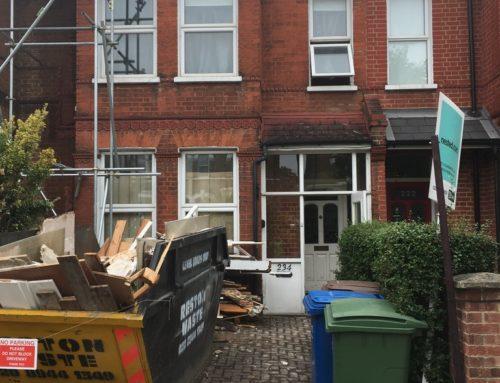 Dulwich House Refurbishment SE22 | – in progress