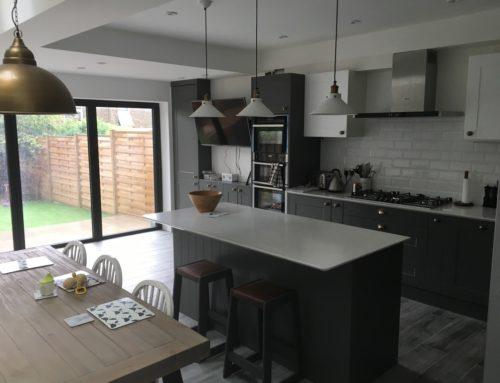 Sydenham Kitchen extension SE26 | – finished