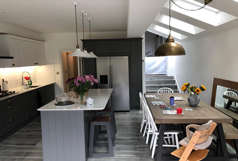 Sydenham Kitchen extension SE26 | – finished