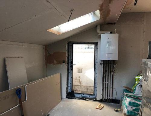 Sydenham  extension SE26 | – in progress