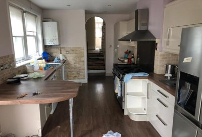 Kitchen Extension South London